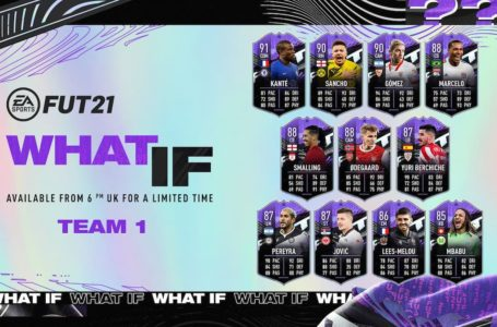 FIFA 21: How What If cards work in FUT