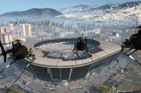 When will Call of Duty: Warzone get a new map?