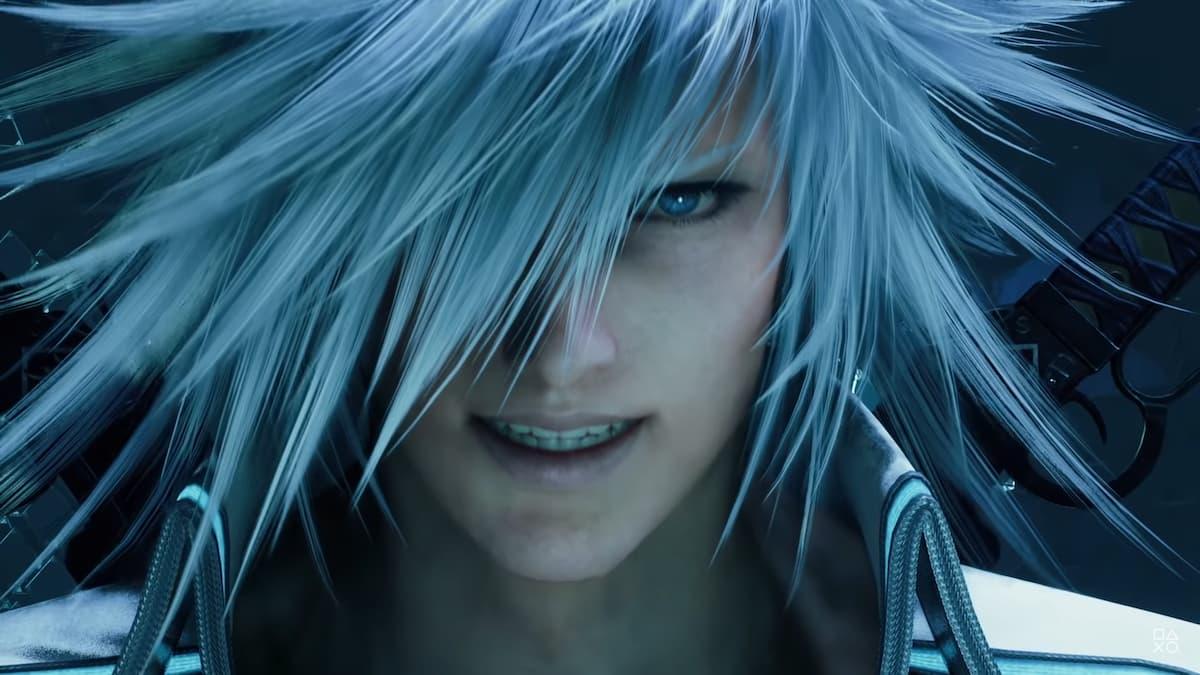 Final Fantasy VII Remake Intergrade weiss