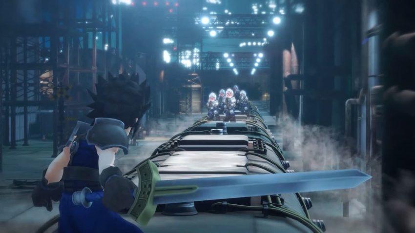 Final Fantasy VII Ever Crisis