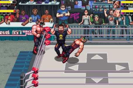 How to wrestle as a tag team in RetroMania Wrestling
