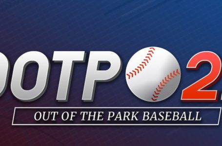 What is the release date of Out of the Park Baseball 21?