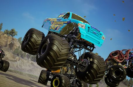 Review: In the wacky Monster Jam Steel Titans 2, old-school imagery meets new-school trucks