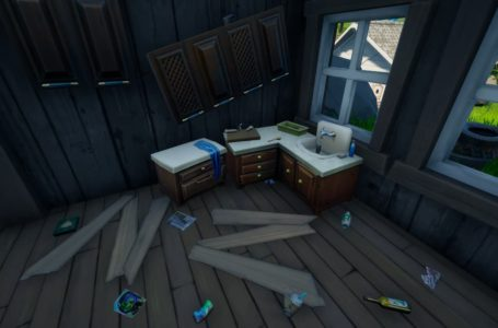 Where to find all cookbook locations in Pleasant Park and Craggy Cliffs – Fortnite Chapter 2 Season 5