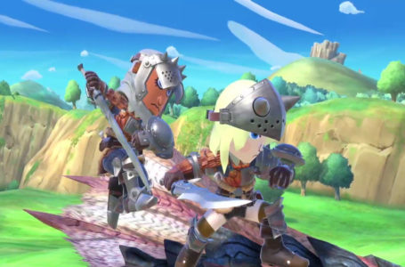 Monster Hunter is coming to Smash, but as Mii Fighter costumes