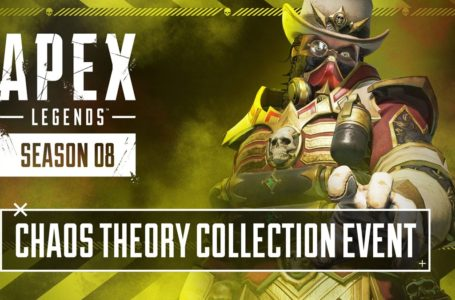 Apex Legends Chaos Theory Collection event brings new Takeovers, skins, Rewards Track