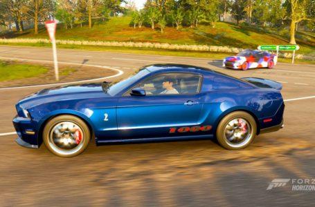 Forza Horizon 4: How to unlock the 2012 Shelby 1000