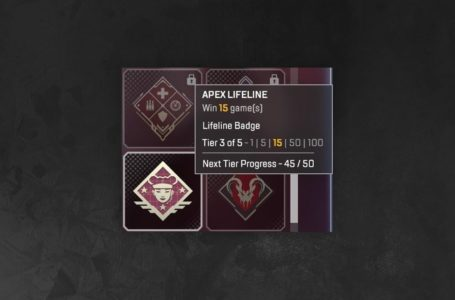 How Badge Progress trackers work in Apex Legends