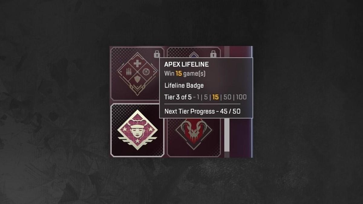 Badge Progress tracker