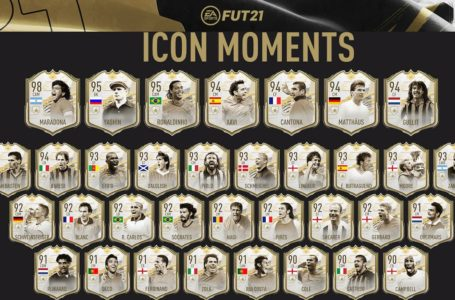 FIFA 21: How to complete Icon Moments Carles Puyol SBC – Requirements and solutions
