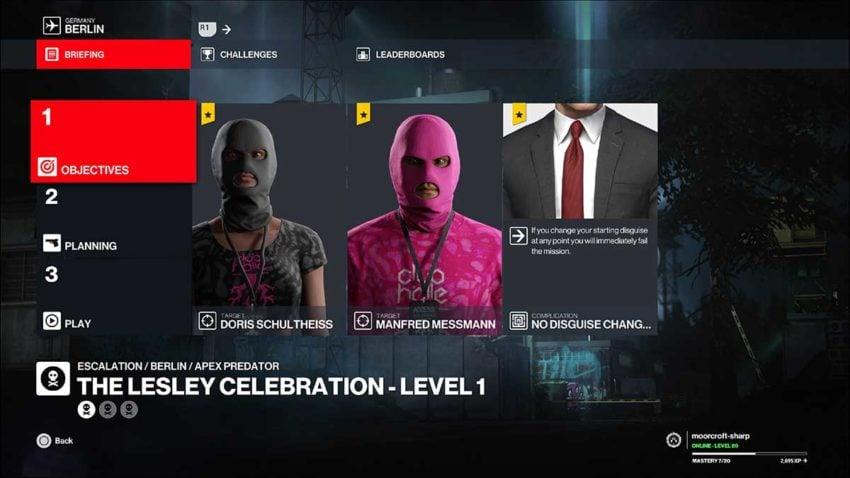the-lesley-celebration-level-1-hitman-3