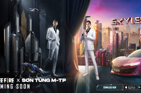 Free Fire and Son Tung M-TP collab – Skyler character releasing soon