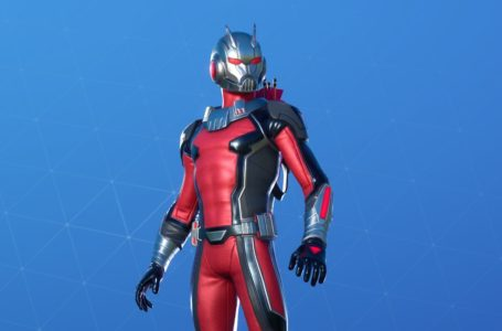 Where is Ant-Man in Fortnite?