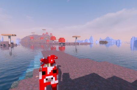 The best Minecraft mushroom island seeds