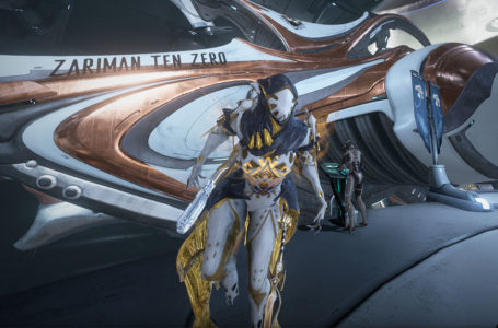 All changes coming to Railjack interiors in Corpus Proxima & The New Railjack in Warframe
