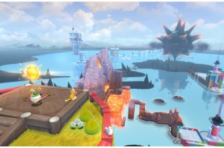 Three-Dimensional Worlds: Where Mario goes after Bowser's Fury