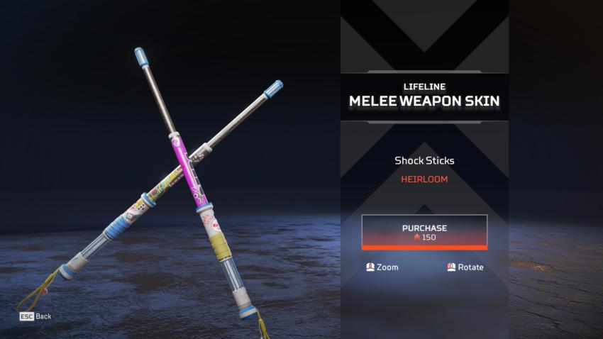 Shock Sticks