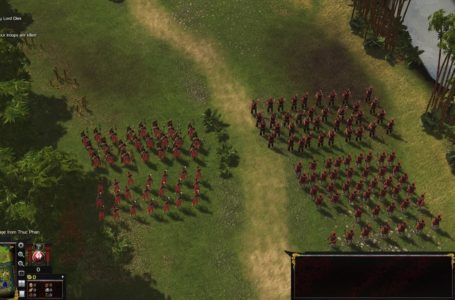 How to manage popularity in Stronghold: Warlords