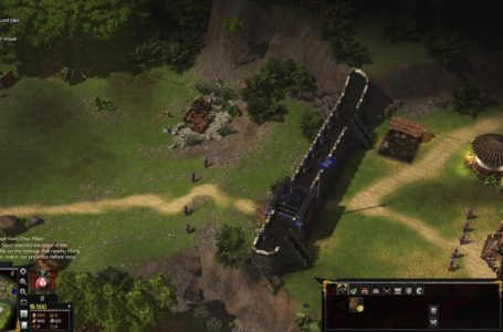 How to take down enemy keeps and walls in Stronghold: Warlords