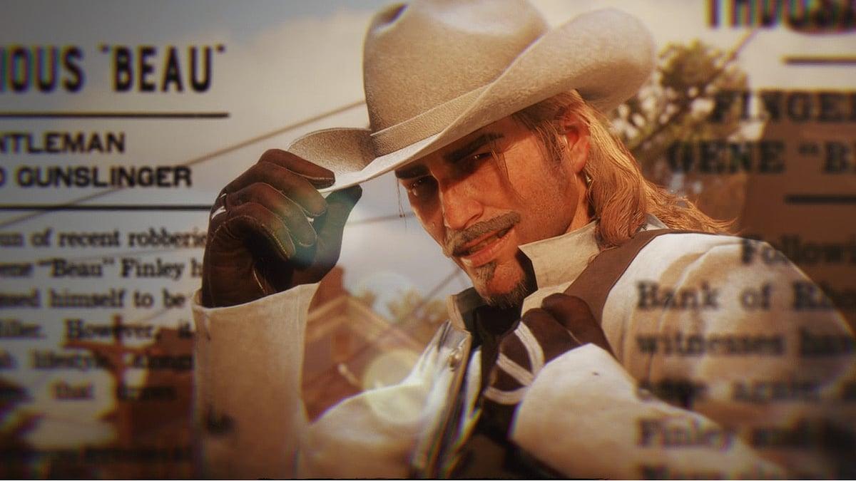 Gene Finley Legendary Bounty Red Dead Online