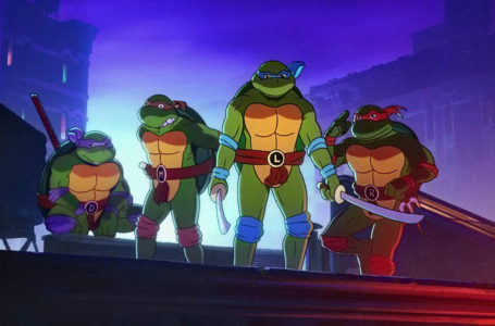 A new Ninja Turtles beat-'em-up is being published by the team behind Streets of Rage 4