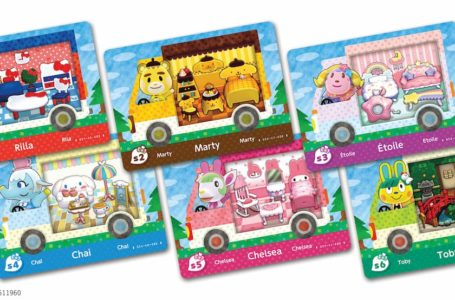 How to get Hello Kitty Sanrio Villagers in Animal Crossing: New Horizons with amiibo cards