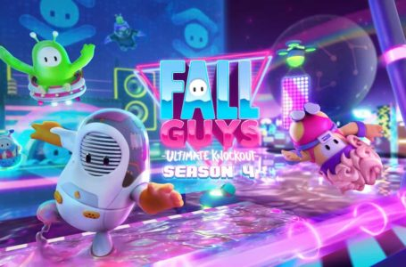 Fall Guys debuts Season 4 gameplay with first look at new futuristic levels