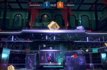 Tips for playing Spiderbot Arena in Watch Dogs: Legion Online
