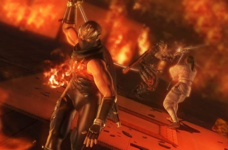 What improvements does the Ninja Gaiden Master Collection remaster have?