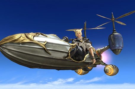 How to get the Falcon Ignition Key in Final Fantasy XIV