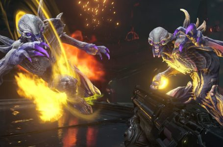 What is the release date for Doom Eternal: The Ancient Gods Part Two?
