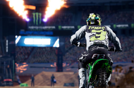 How to customize and create race tracks in Monster Energy Supercross: The Official Videogame 4