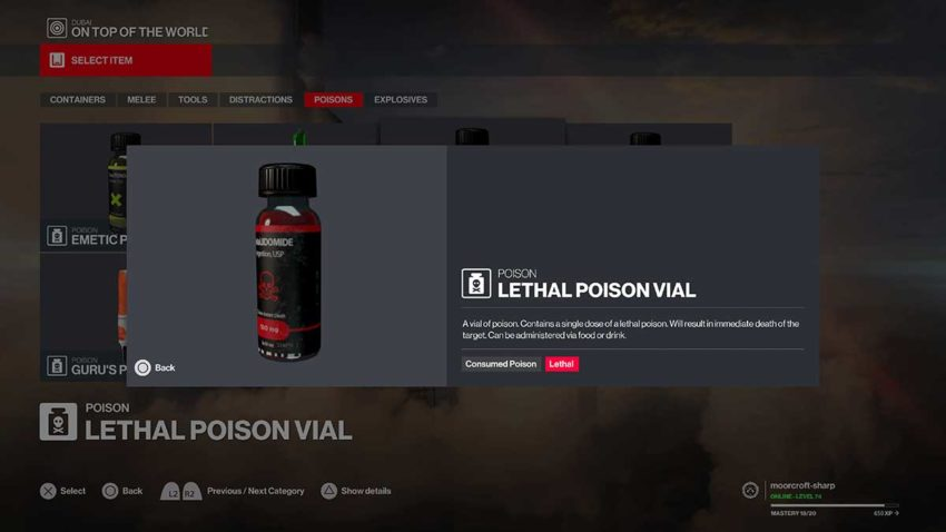10-best-weapons-in-hitman-3-lethal-poison-vial