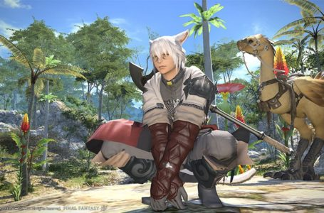 How to get the Elbst Horn in Final Fantasy XIV