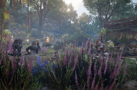 How to start the Ostara festival in Assassin's Creed Valhalla