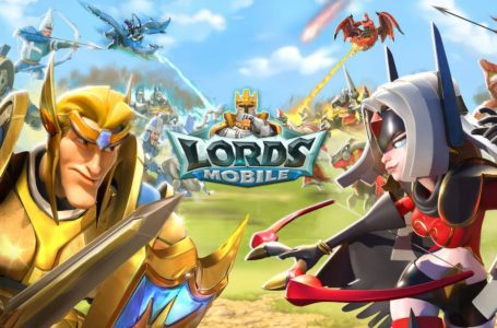 Lords Mobile: Kingdom Wars promo codes (May 2021)
