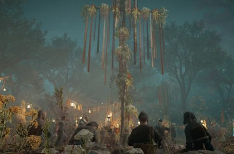How to complete The May Queen quest in Assassin's Creed Valhalla – Ostara Festival