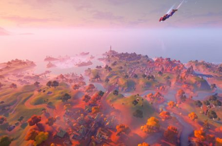 Where to visit Fancy View, Rainbow Rentals, and Lockie's Lighthouse in Fortnite Chapter 2 Season 6