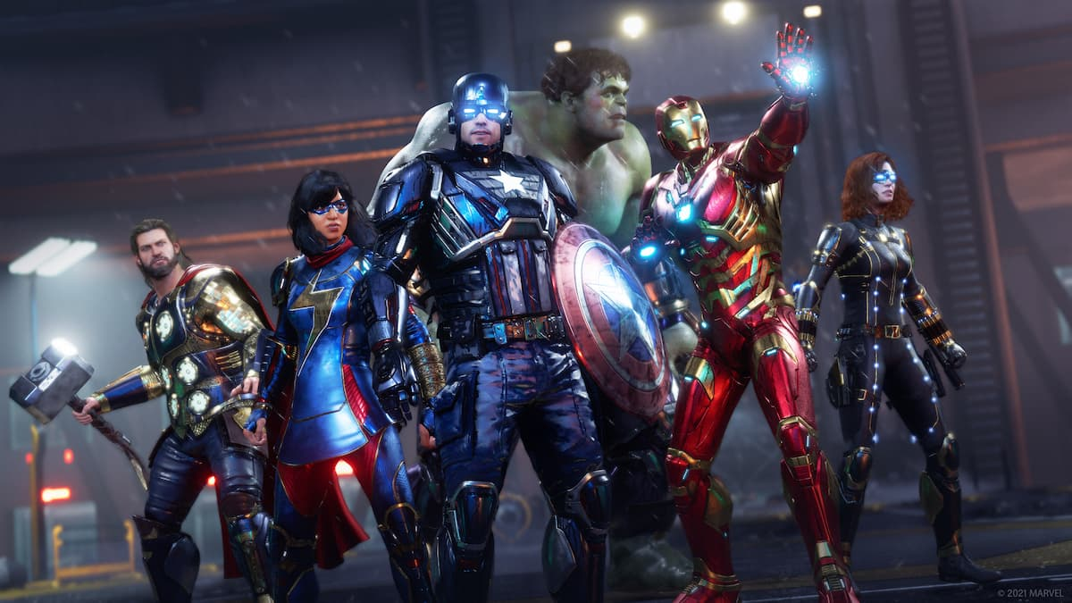 Marvel's Avengers PS5 Campaign Replay