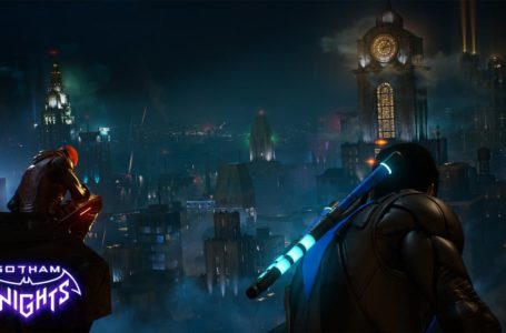 Gotham Knights reveals Court of Owls action in new trailer