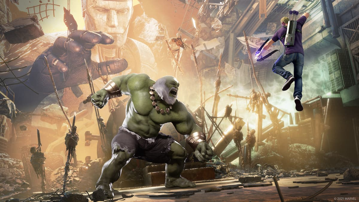 Marvel's Avengers Hawkeye Maestro