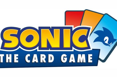 Sonic the Hedgehog is getting a tabletop card game