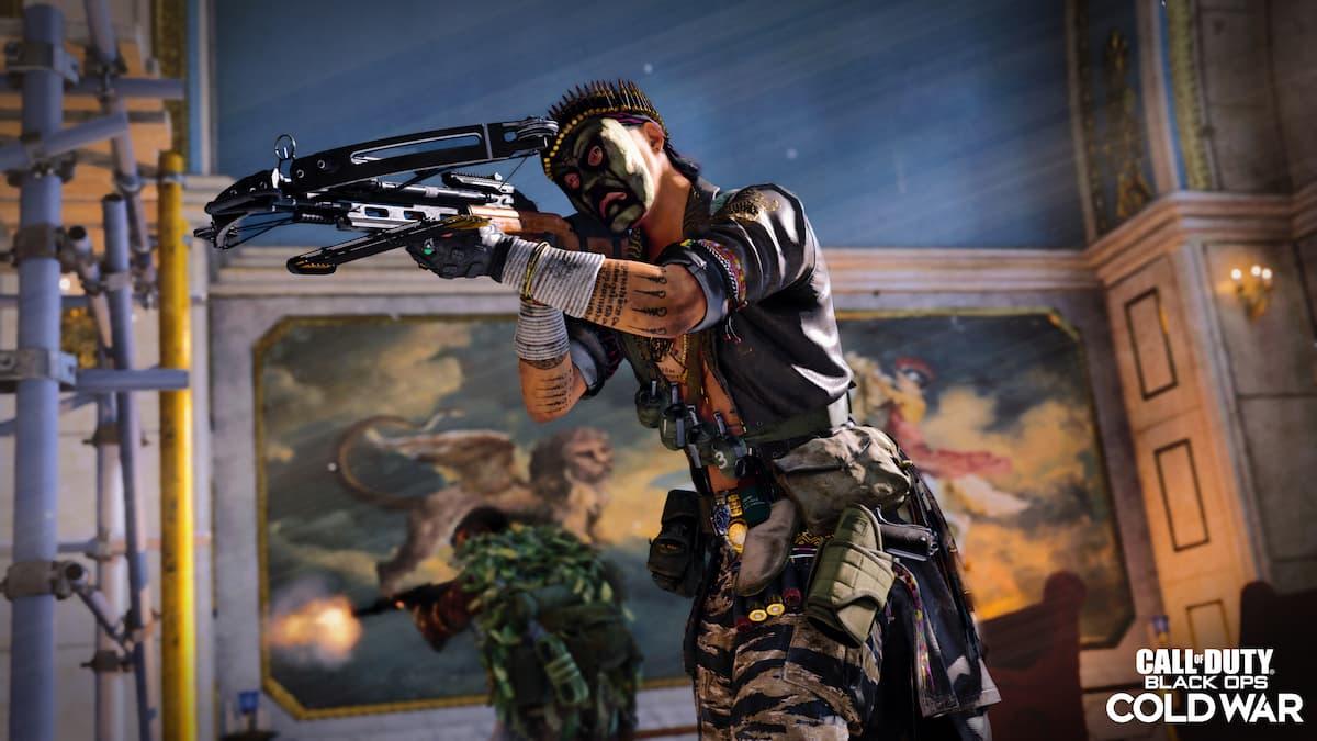Black Ops Cold War crossbow