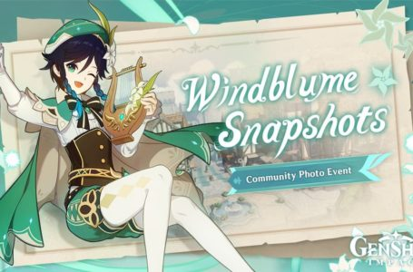 Genshin Impact Windblume Snapshots event: Duration, rewards, and how to participate
