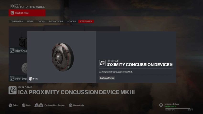 proximity-concussive-device-hitman-3