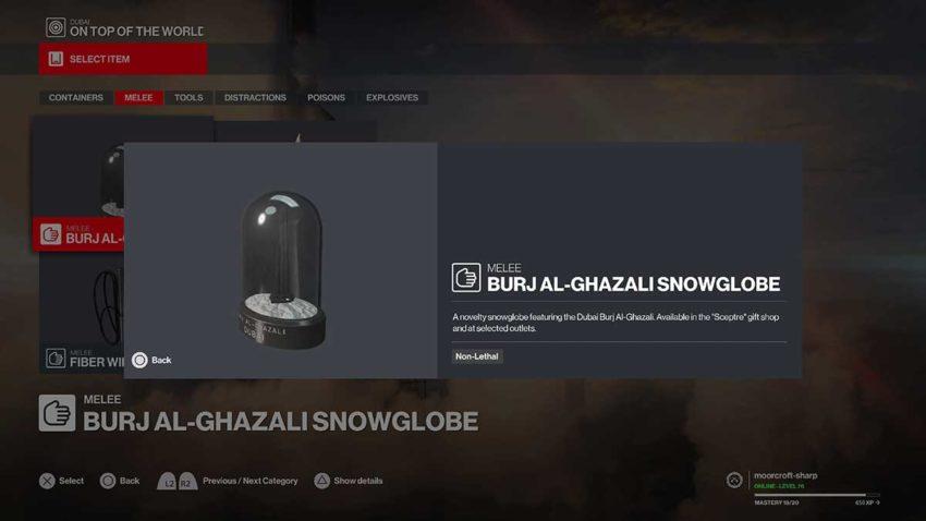 burj-al-ghazali-snowglobe-hitman-3