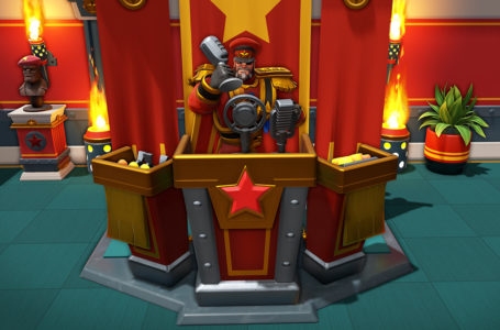 New Evil Genius 2 trailer highlights the game's four unique, playable villains