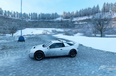 Forza Horizon 4: How to complete Quarry Rally Monster Weekly Photo Challenge (March 25)