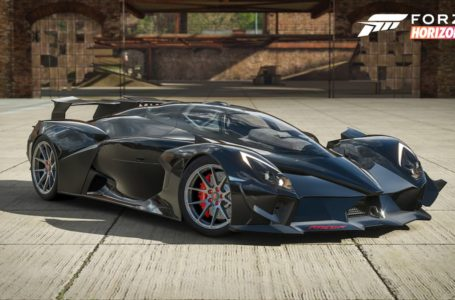 Forza Horizon 4: How to get the 2019 RAESR Tachyon