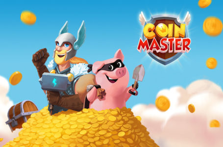 Coin Master free spins and coins links (April 10, 2021)